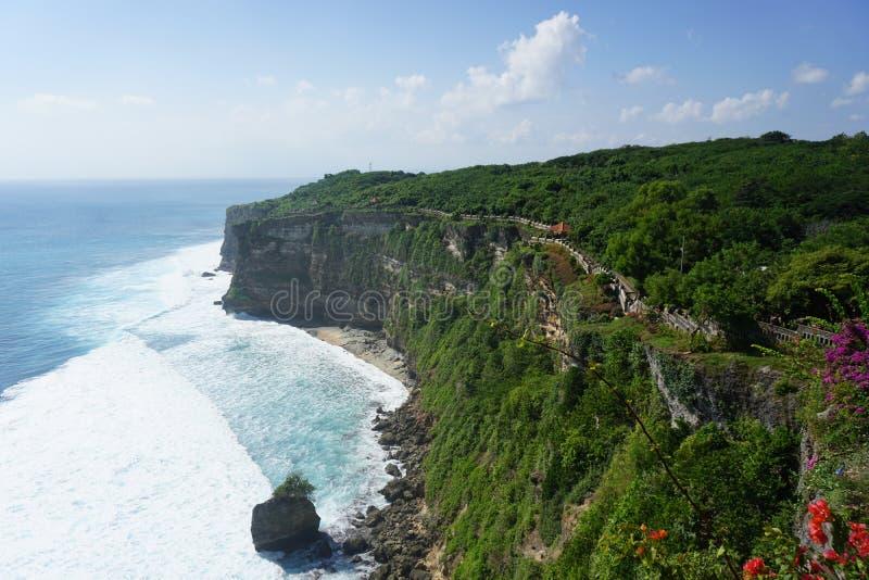 The Uluwatu temple, Bali royalty free stock images
