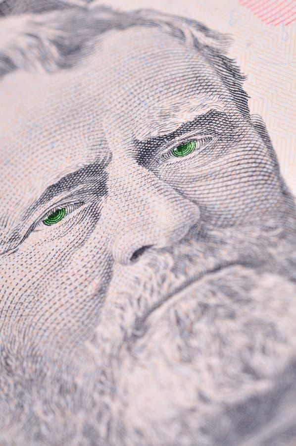 Download Ulysses S Grant Engraving stock image. Image of macro - 7621237