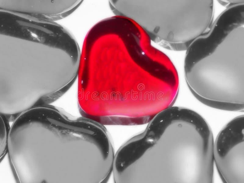 Download Um amor verdadeiro foto de stock. Imagem de cinzento, emoção - 57366