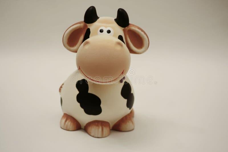 Um brinquedo do caw que olha o fotografia de stock royalty free