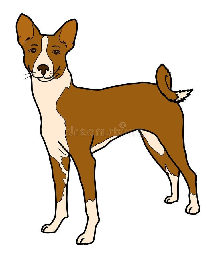 Um cão de Brown imagem de stock royalty free