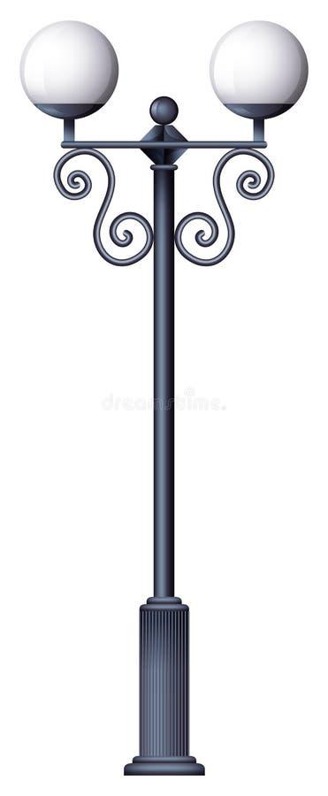 Um cargo da lâmpada ilustração do vetor