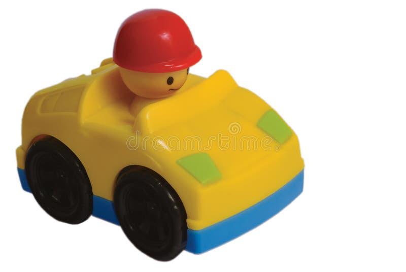 Um carro do brinquedo foto de stock royalty free