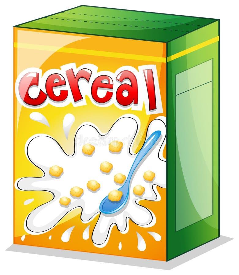 Um cereal ilustração royalty free
