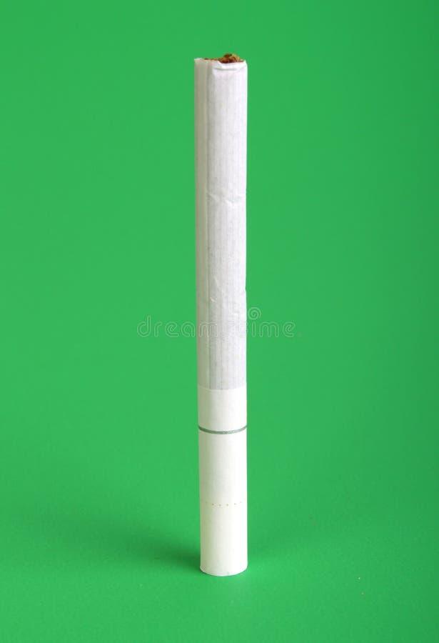 Um cigarro foto de stock