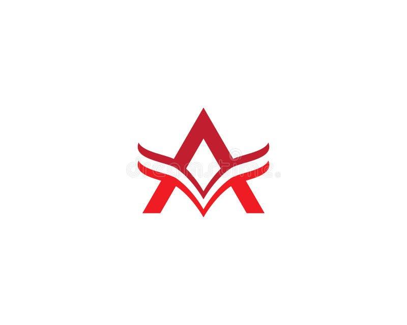 Um ?cone do vetor do logotipo da letra ilustração do vetor