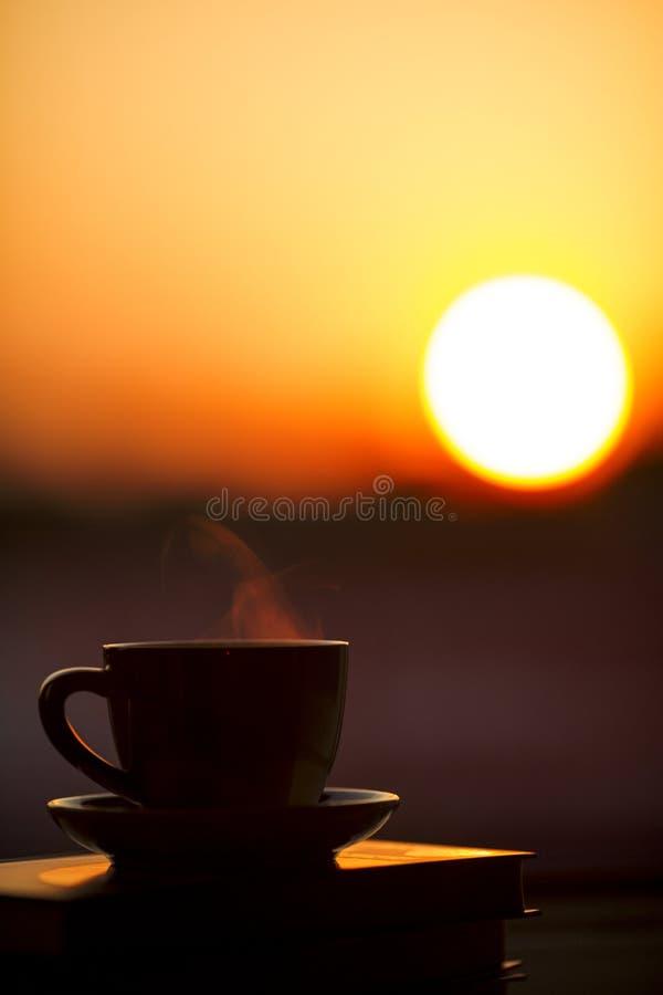 Um copo de coffee2 foto de stock royalty free