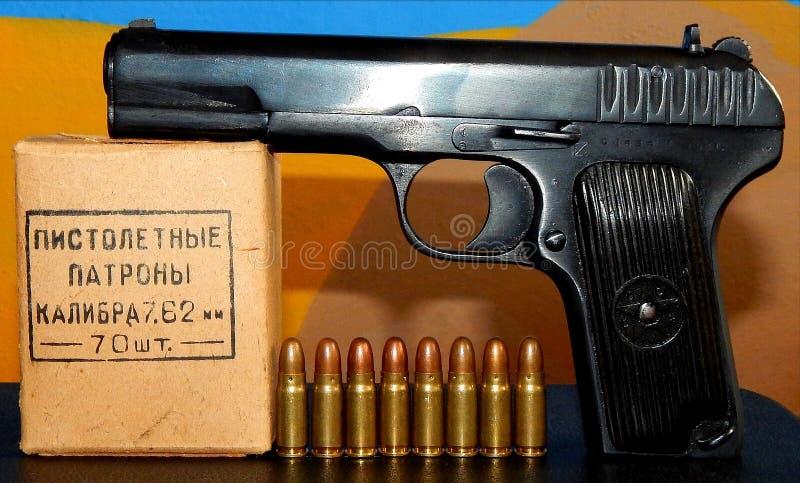 Um de símbolos do exército vermelho imagem de stock royalty free
