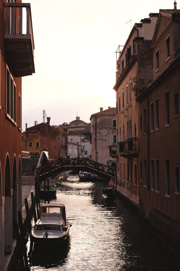Um dia em Veneza foto de stock royalty free