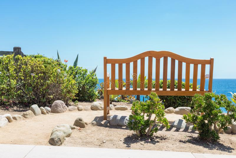 Um dia no Laguna Beach, Califórnia fotografia de stock