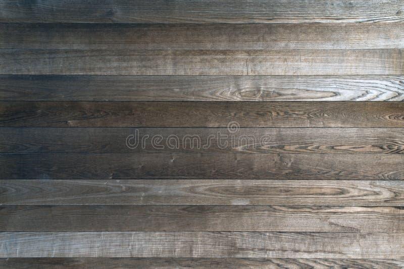 Um fim acima da vista de uma parede de madeira do pinho para fundos ou papéis de parede ou algum outro uso do projeto gráfico fotografia de stock