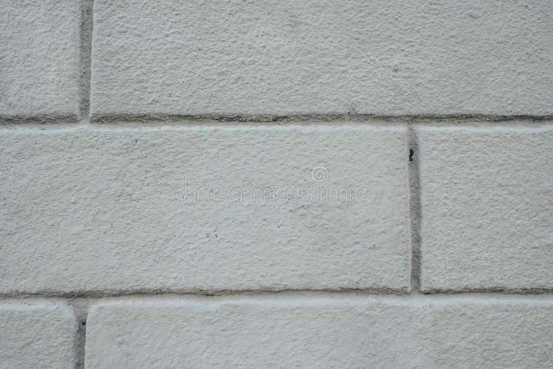 Um fim cinzento da parede de tijolo acima fotos de stock royalty free