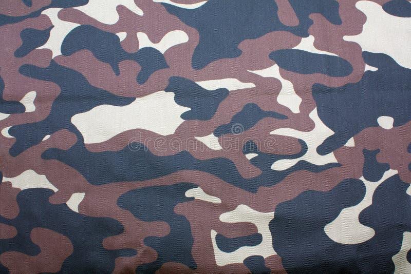 Um fundo da tela da camuflagem imagem de stock