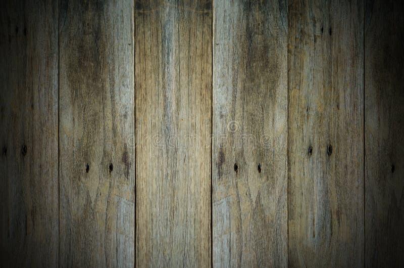 Um fundo de madeira sujo escuro fotos de stock royalty free