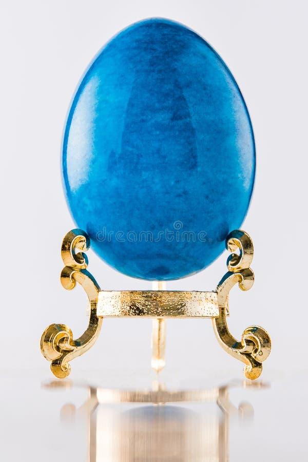 Um mármore textured easter azul e elegante epensive de pedra e imagens de stock
