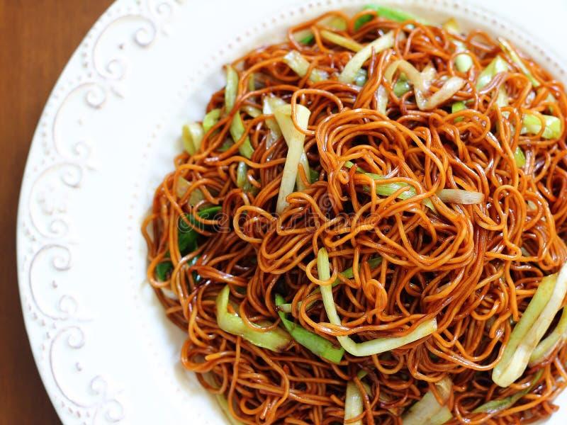 Um mein chinês da comida foto de stock royalty free