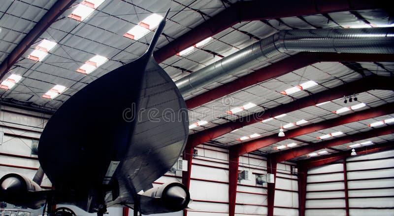 Um melro de SR-71A foto de stock