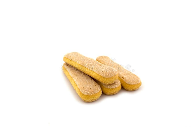Um montão dos biscoitos imagem de stock royalty free