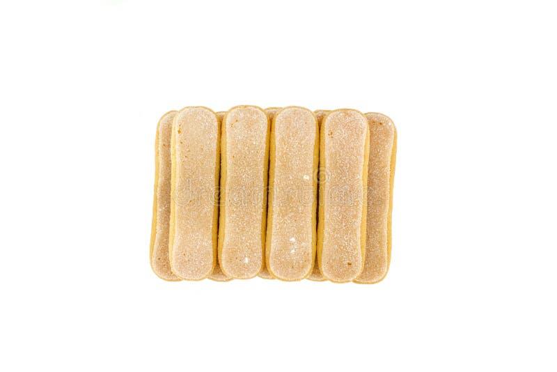 Um montão dos biscoitos imagem de stock