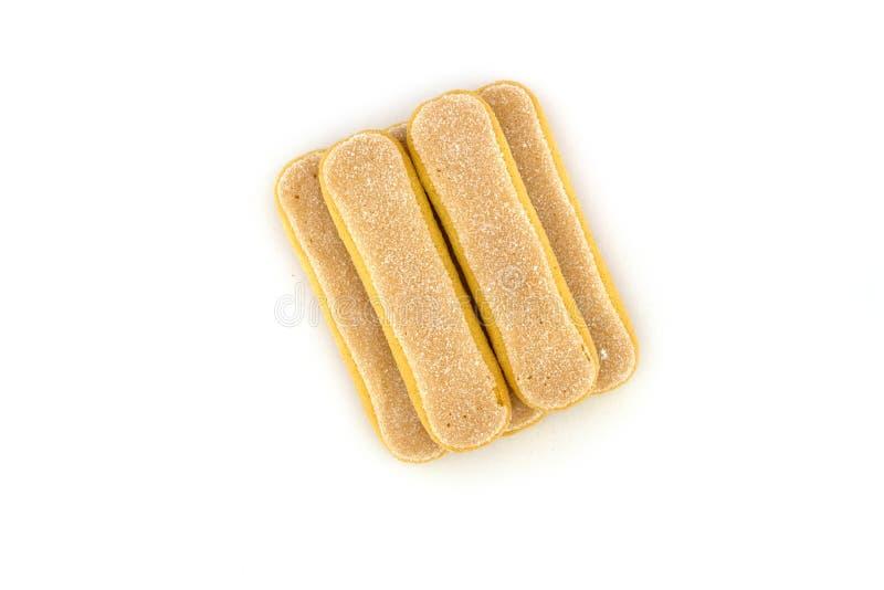 Um montão dos biscoitos fotos de stock royalty free