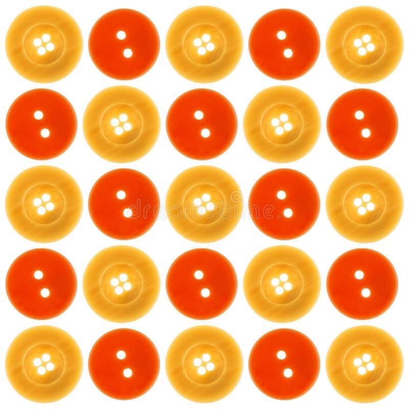 Um montão dos botões ilustração royalty free