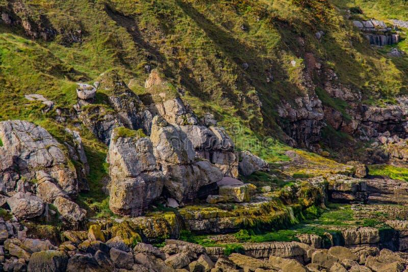 Um monte em Snowdonia foto de stock royalty free