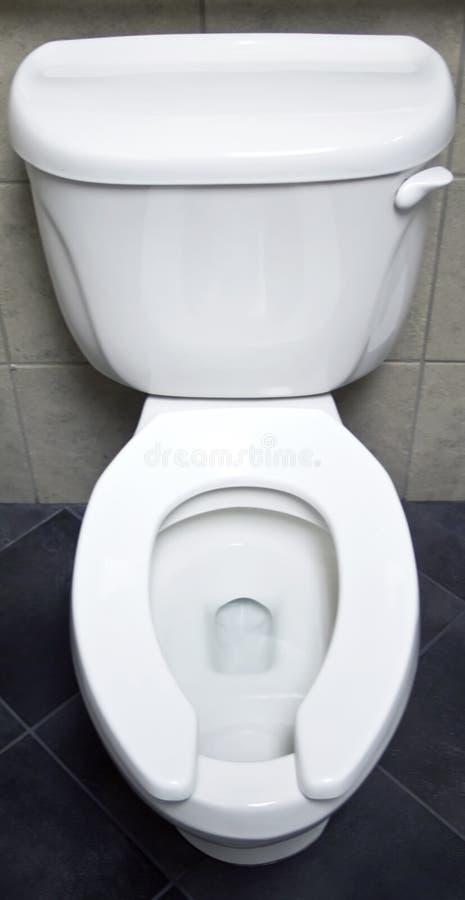 Um outro toalete foto de stock