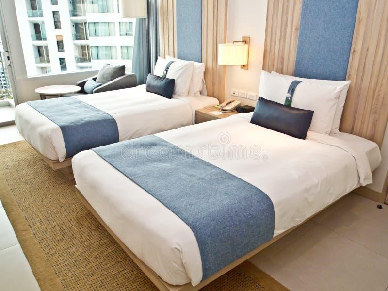 Um quarto de hotel foto de stock royalty free