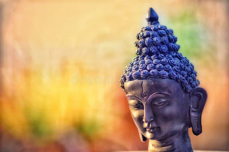 Um que ensinou a paz ao mundo - o Buda foto de stock