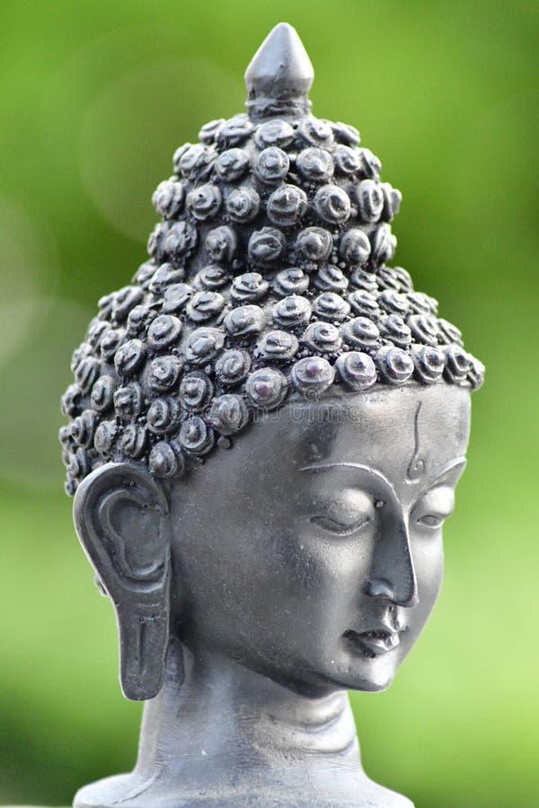 Um que ensinou a paz ao mundo - o Buda fotos de stock royalty free