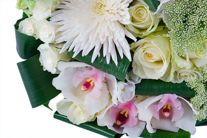 Um ramalhete das flores imagem de stock