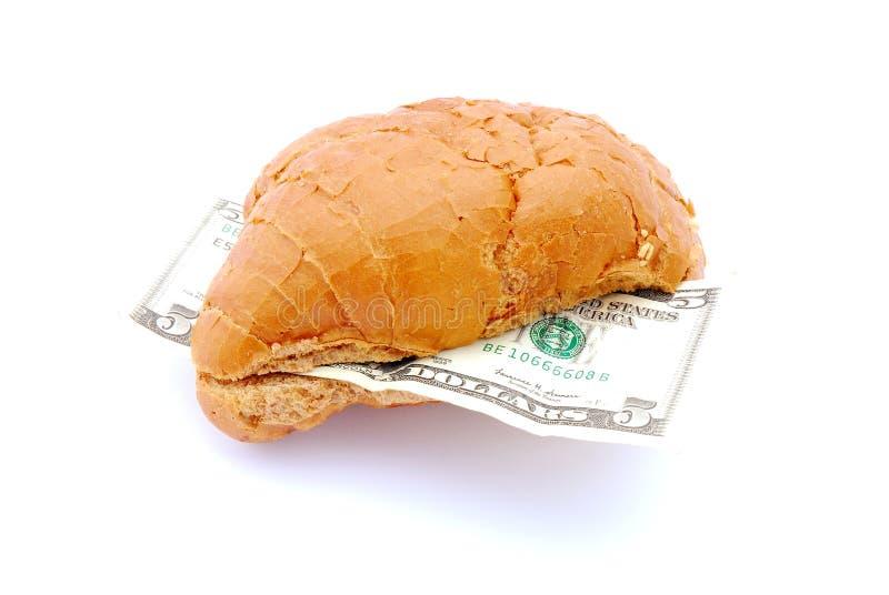 Download Conceito Do Dinheiro E Do Alimento Foto de Stock - Imagem de mercado, cinco: 29842124