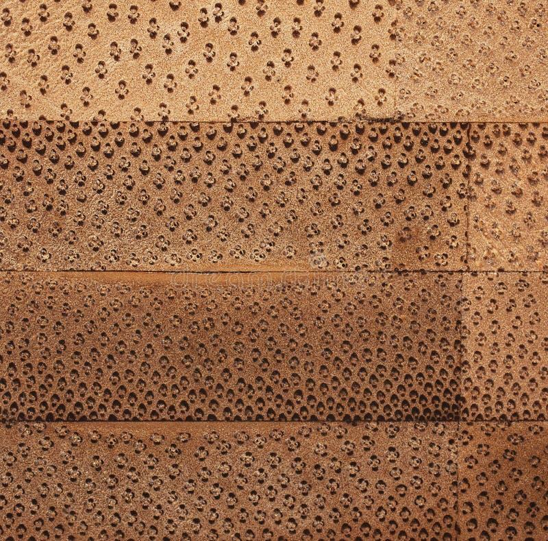 Madeira de bambu imagem de stock
