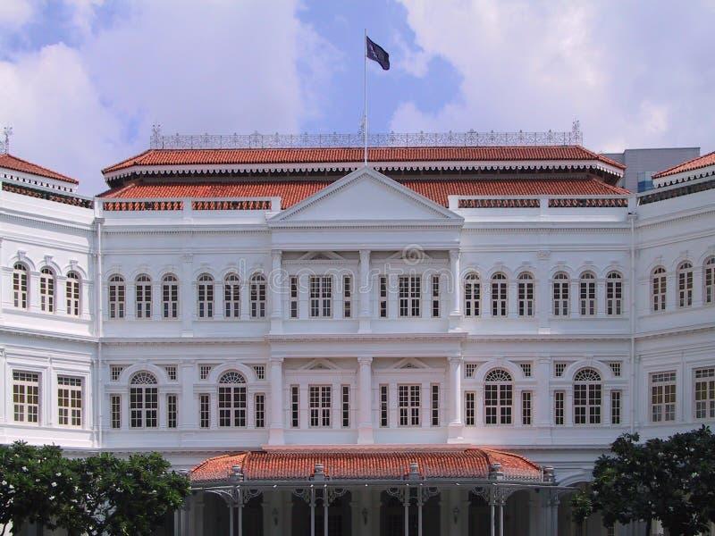 Um Singapur lizenzfreies stockfoto