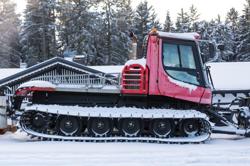 Um Snowcat imagens de stock royalty free