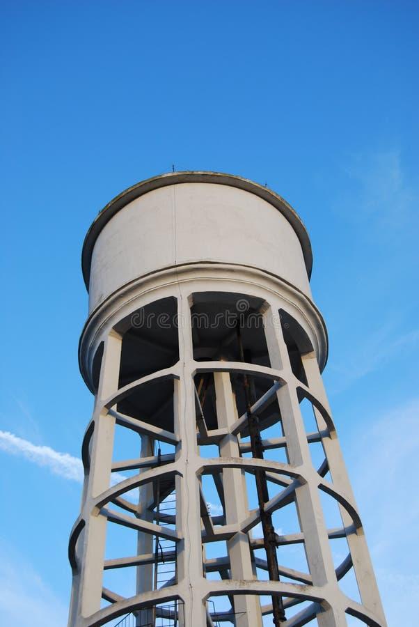 Um tanque da gravidade para a água fotografia de stock