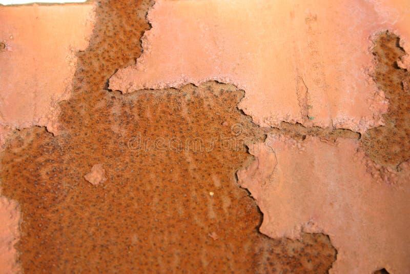 Um tanque oxidado velho imagens de stock royalty free