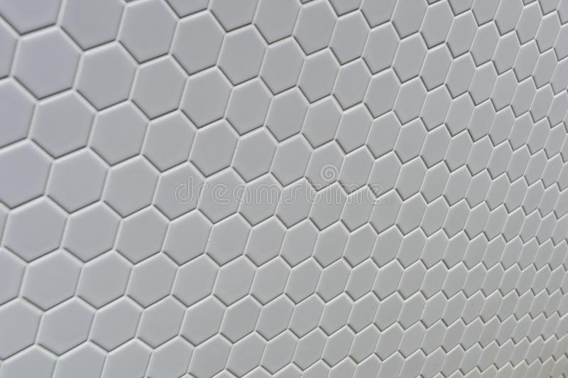 Um teste padrão branco simples da textura fotos de stock
