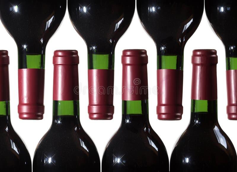 Um vinho equilibrado imagem de stock royalty free