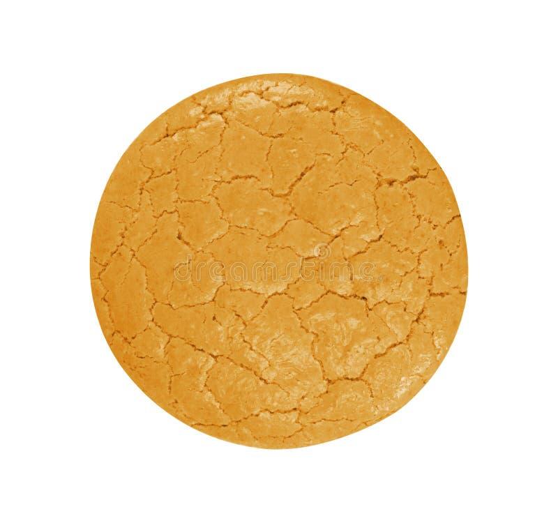 Uma única cookie fotos de stock