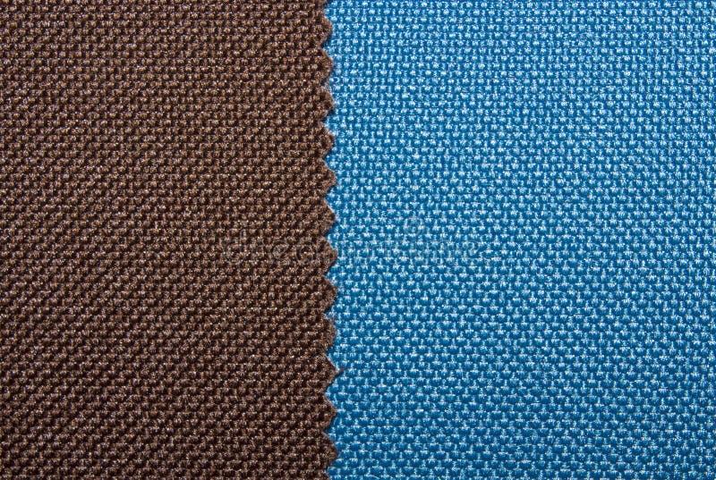 Uma amostra de texturas multi-coloridas das telas fotografia de stock royalty free