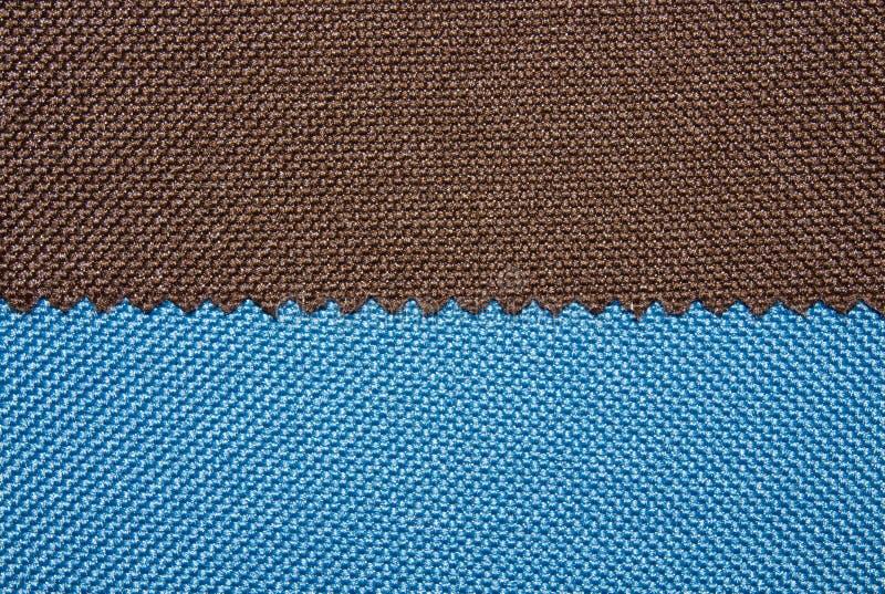 Uma amostra de texturas multi-coloridas das telas imagens de stock royalty free