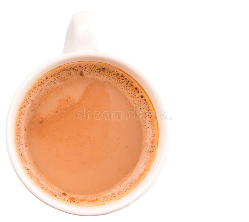 Uma caneca do chocolate quente IX imagem de stock royalty free