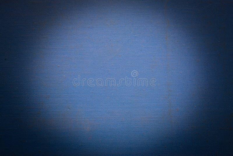 Uma capa do livro de pano do vintage fotos de stock