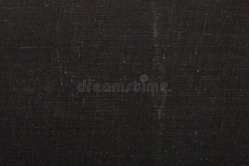 Uma capa do livro de pano do vintage Texturas do fundo do Grunge imagens de stock royalty free