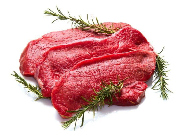 Uma carne vermelha fotografia de stock royalty free