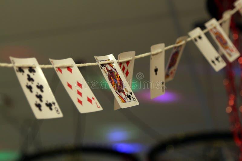 Uma decoração do cartão da plataforma imagem de stock royalty free