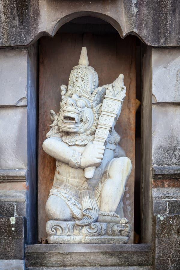 uma estátua hindu em Bali Indonésia fotos de stock royalty free