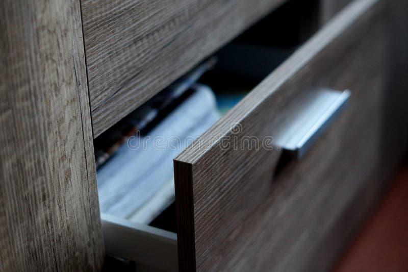 Uma gaveta imagens de stock