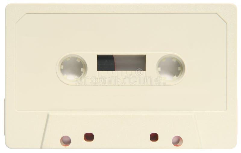 Uma gaveta audio em branco. imagens de stock royalty free
